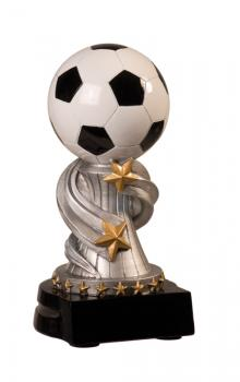 JDS REN104 Encore Small Soccer Sport Resin Award