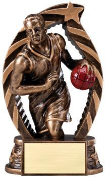 RST603 Running Star Resin Male Basketball Medium Award