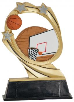 JDS RCM202 Cosmic Baskeball Resin Award