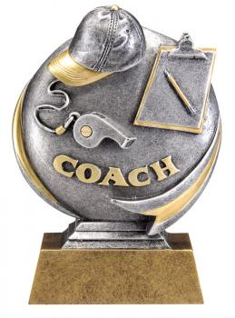 MPI MX531 Motion Xtreme Coaches Resin Award