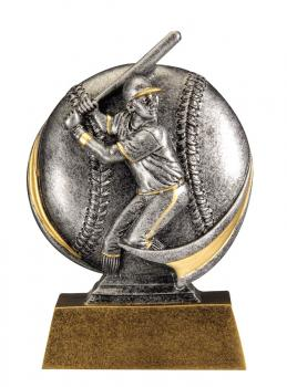 MPI MX501 Motion Xtreme Male Baseball Resin Award
