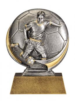 MPI MX506 Motion Xtreme Male Soccer Resin Award
