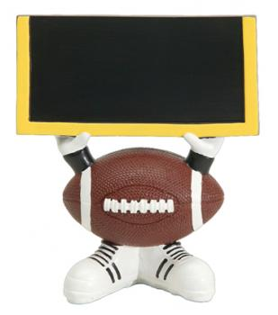 PDU 24500GS Football Sign Holder Resin Award