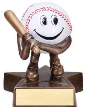 Lil Buddy Baseball Resin Award
