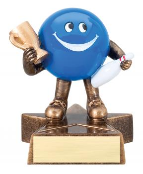 Lil Buddy Bowling Resin Award