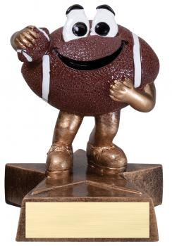 Lil Buddy Football Resin Award