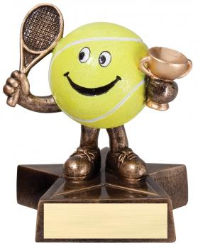 Lil Buddy Tennis Resin Award