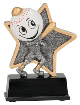 LPR01 Little Pal Baseball Trophy Award