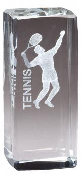 CRY1217 Collegiate Series Sports Crystal Male Tennis