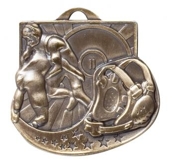 Star Blast Series 2 Wrestling Medal
