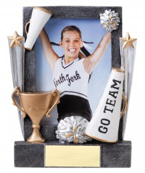 MPI RF8605 Cheerleader Resin Picture Frames