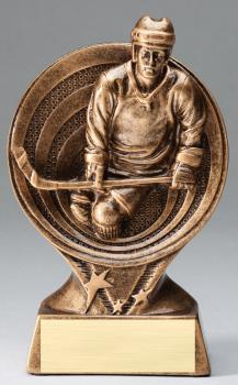 RF2609 Saturn Resin Hockey Trophy