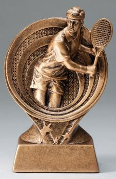 RF2620 Saturn Resin Male Basketball Trophy
