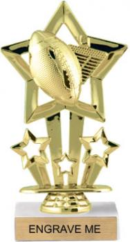CAT F757 Football Four Star Trophy