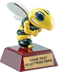 CAT RC465 Spelling Bee Theme Resin Award