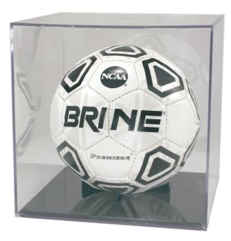QB4G Soccer Ball Acrylic Display Box
