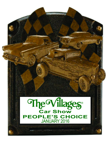 CAR SHOW AWARD PDU 54757GS car show large